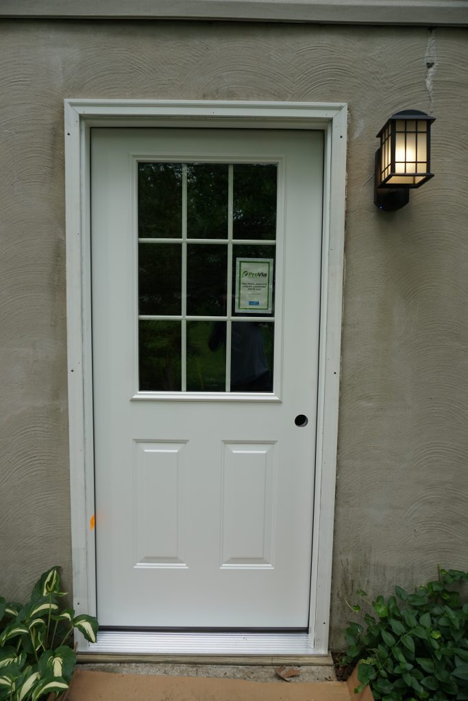 Middle River, Maryland U2013 Basement Entry Door | ClearView Window And Door  Company