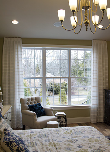 Window installation in Frederick MD Frederick County. Sliding patio door and window replacement.