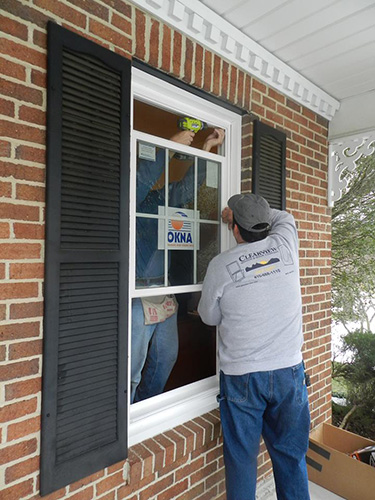 Let Us Make You a Happy Customer in Havre de Grace MD Cecil County with new doors and windows replacements.