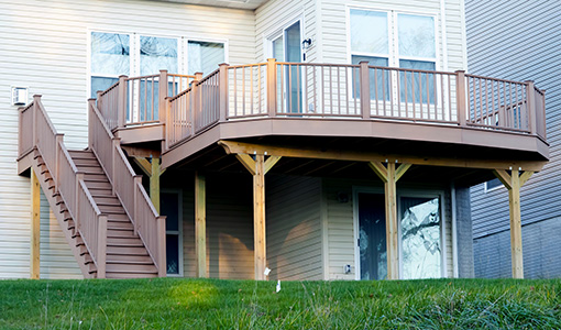 Deck Contractor Clearview Baltimore Hunt Valley Cockeysville Maryland Wood or Composite Decks