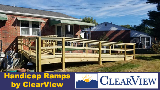 Handicap Wheelchair Ramp Home Improvement Contractor - Cockeysville, Hunt Valley, Parkville, Towson