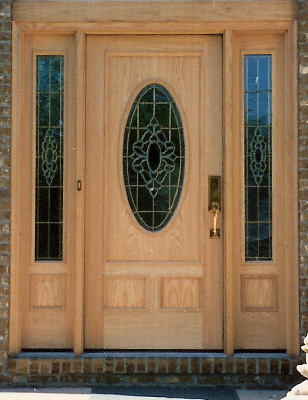 Entry with Sidelights