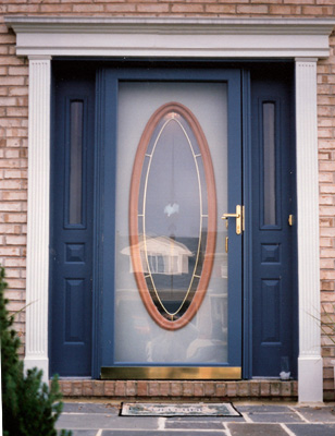 Storm Doors Installed by Clearview
