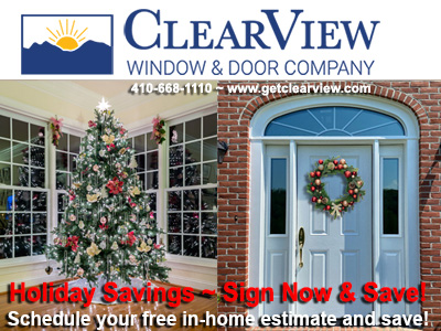 Windows and Doors up to 50% off Installation Holiday Savings ~ Zero Down ~ Restrictions Apply